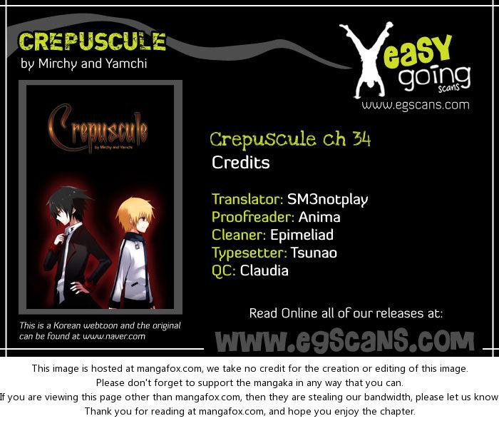 Crepuscule (Yamchi) 34: Turning Point (3) at MangaFox.la