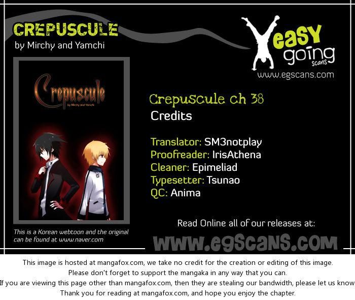 Crepuscule (Yamchi) 38: Magic (4) at MangaFox.la