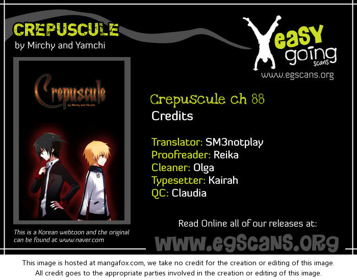 Crepuscule (Yamchi) 88: Greetings (6) at MangaFox.la