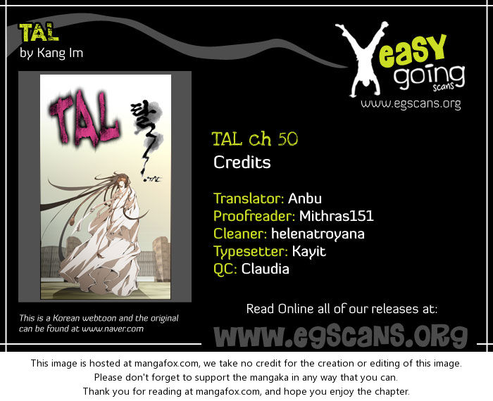 TAL 50 at MangaFox.la