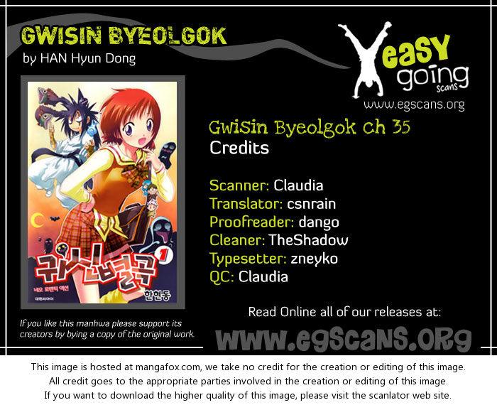 Gwisin Byeolgok 35: Treasure Hunt at MangaFox.la