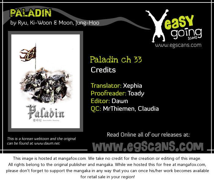 Paladin 33 at MangaFox.la