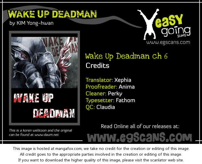 Wake Up Deadman 6 at MangaFox.la