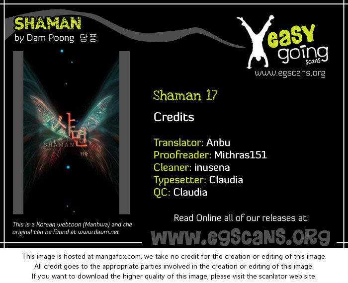 Shaman 17: Scattered Ashes at MangaFox.la