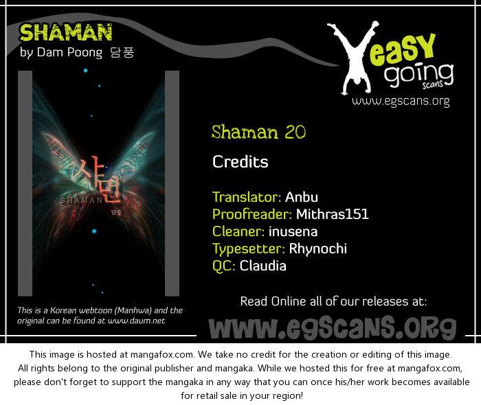 Shaman 20: Imperfect Part at MangaFox.la