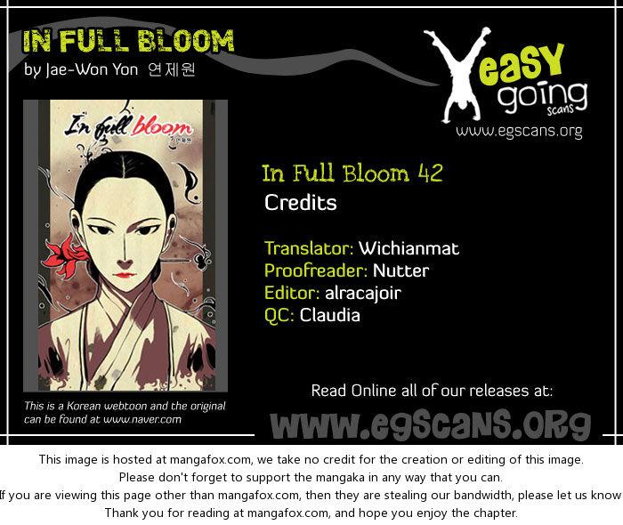 In Full Bloom (YON Jae-Won) 42: Trap (4) at MangaFox.la