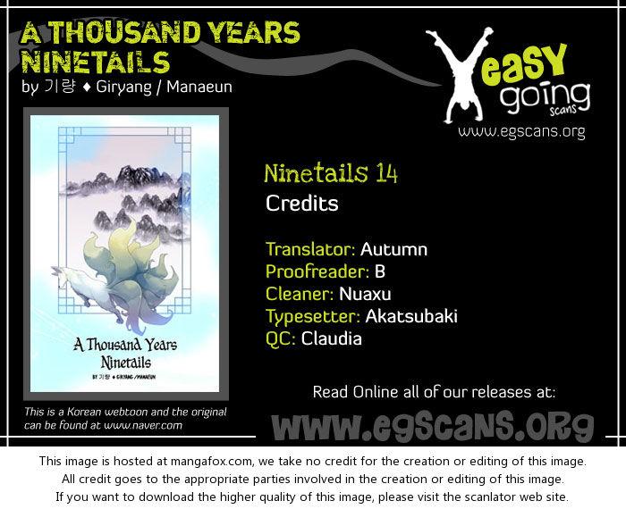A Thousand Years Ninetails 14: Suggestion at MangaFox.la