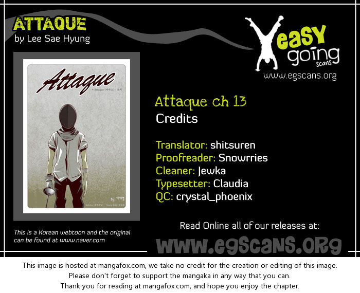 Attaque 13 at MangaFox.la