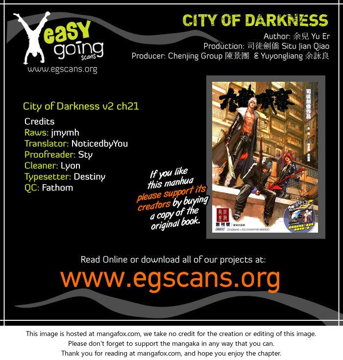 City of Darkness 53: Dark * Tornado at MangaFox.la