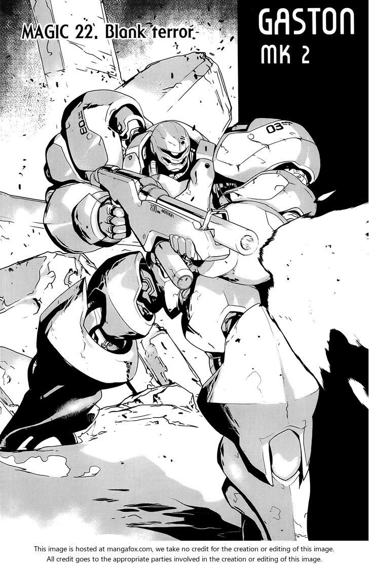 Beast 9 22: Blank Terror at MangaFox.la