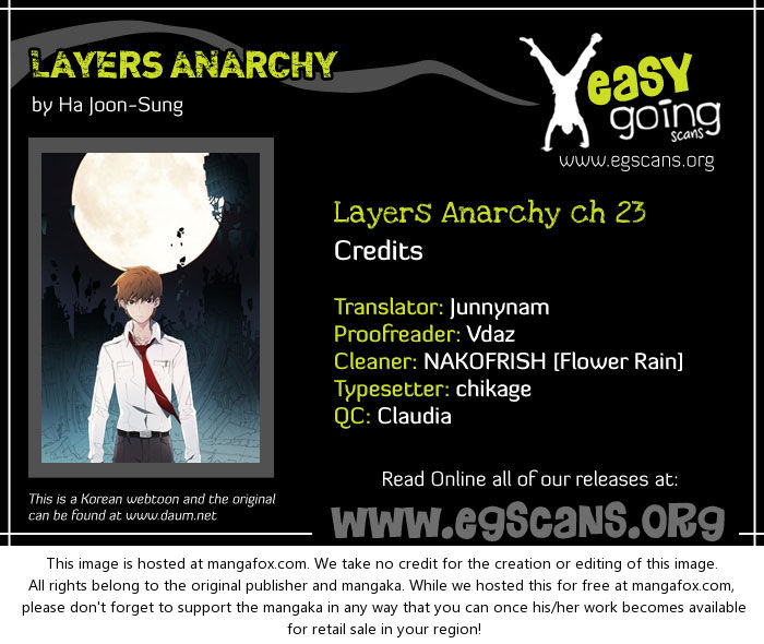 Layers Anarchy 23: The Variables at MangaFox.la