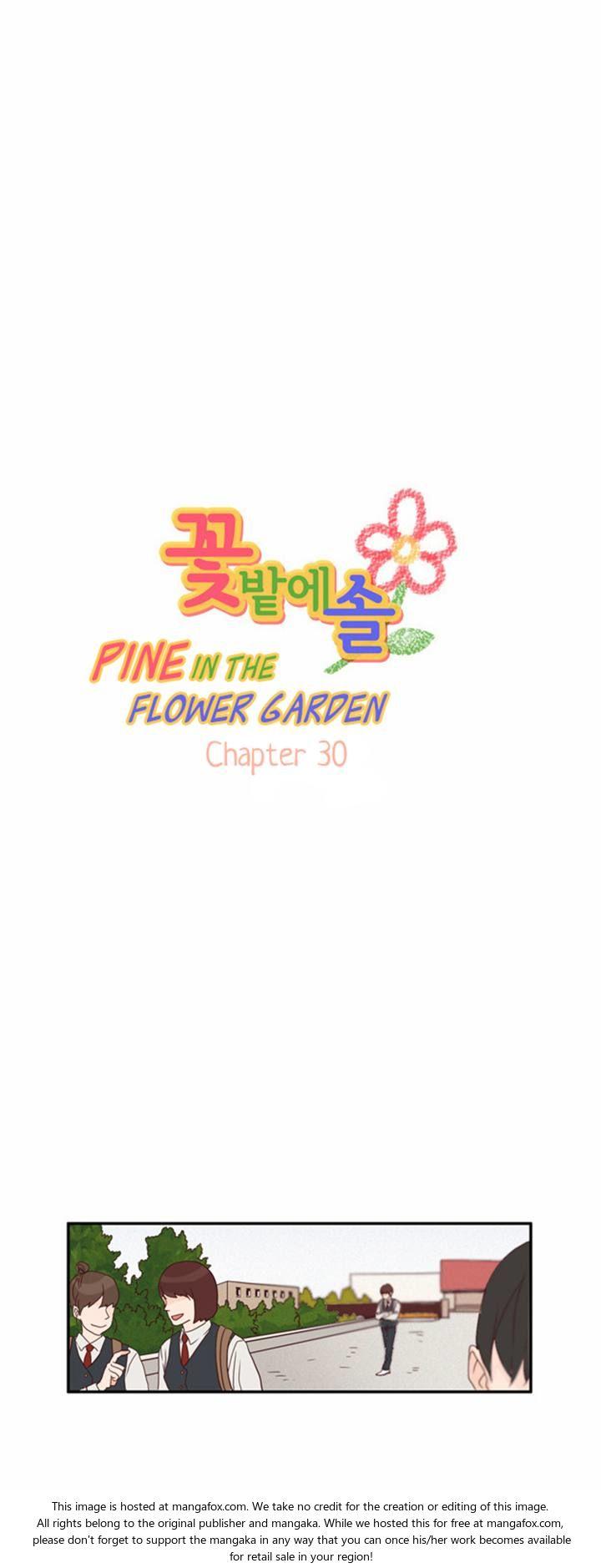 Pine in the Flower Garden 30 at MangaFox.la