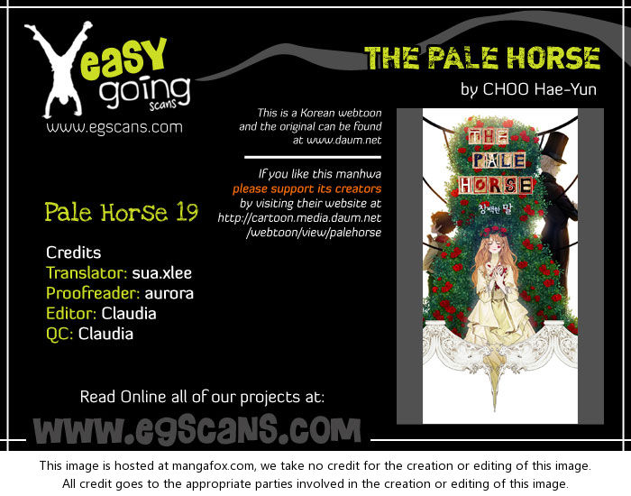 The Pale Horse 19: The Path That Leads to You at MangaFox.la