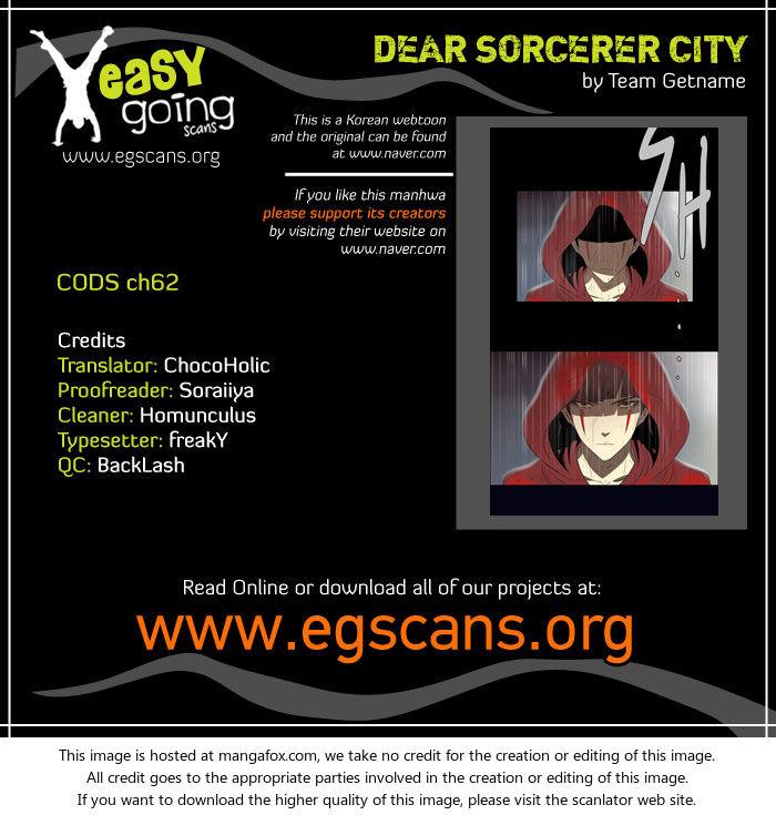 City of Dead Sorcerer 62: Genius (2) at MangaFox.la