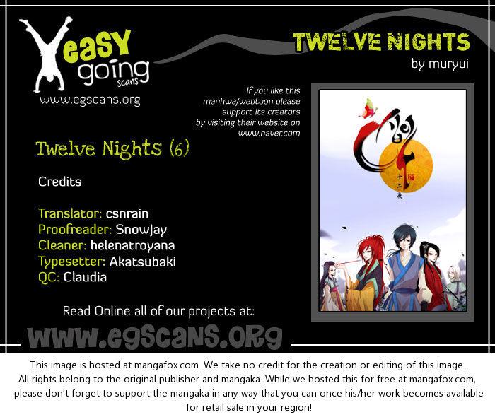 Twelve Nights 6: Twisted at MangaFox.la