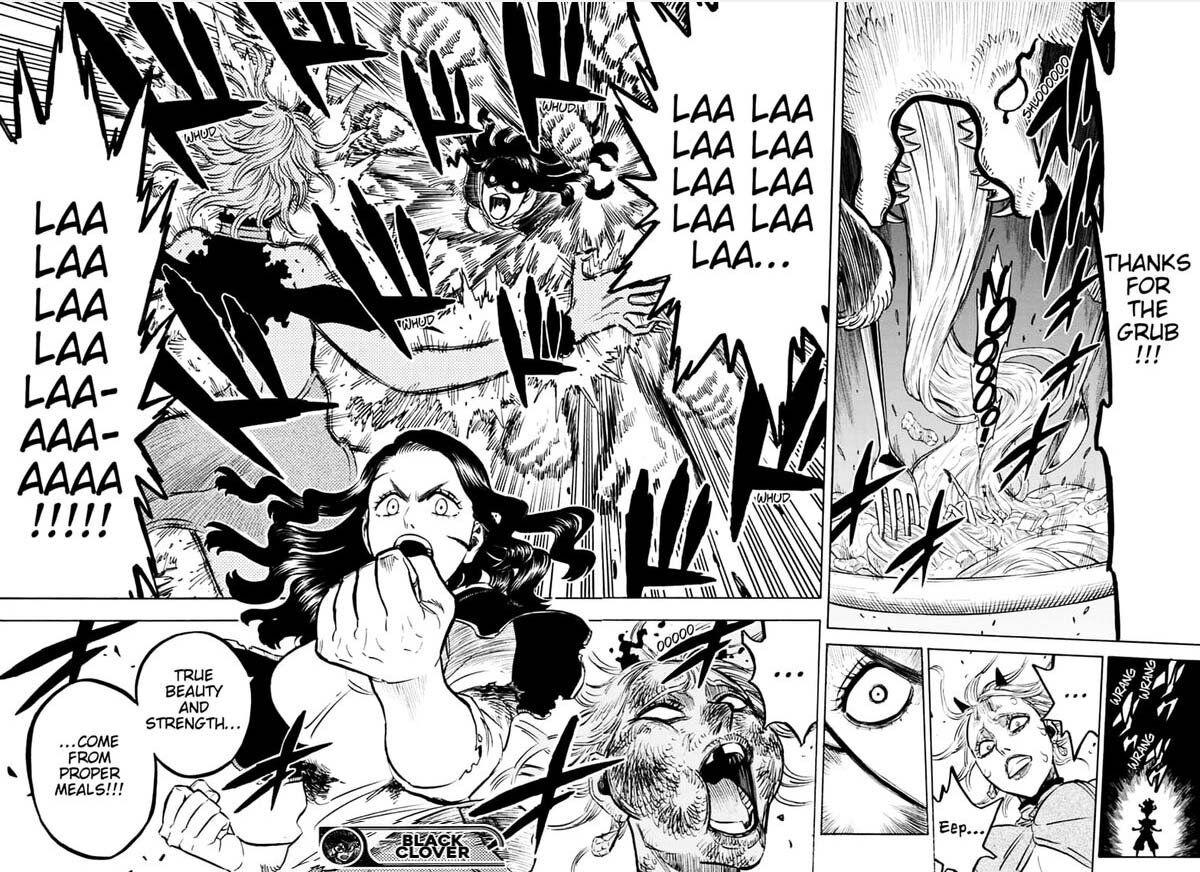 Black Clover, Chapter 250 - Black Clover Manga Online