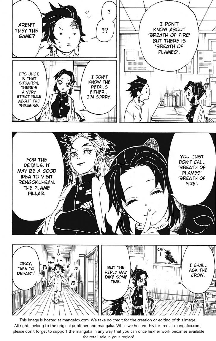 Demon Slayer Kimetsu No Yaiba Chapter 53 4