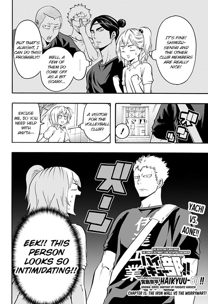 Haikyuu Bu Chapter 15 Haikyuu Bu Manga Online Lgbt+ romance haikyuu bokuaka haikyuu oneshots. haikyuu bu chapter 15 haikyuu bu