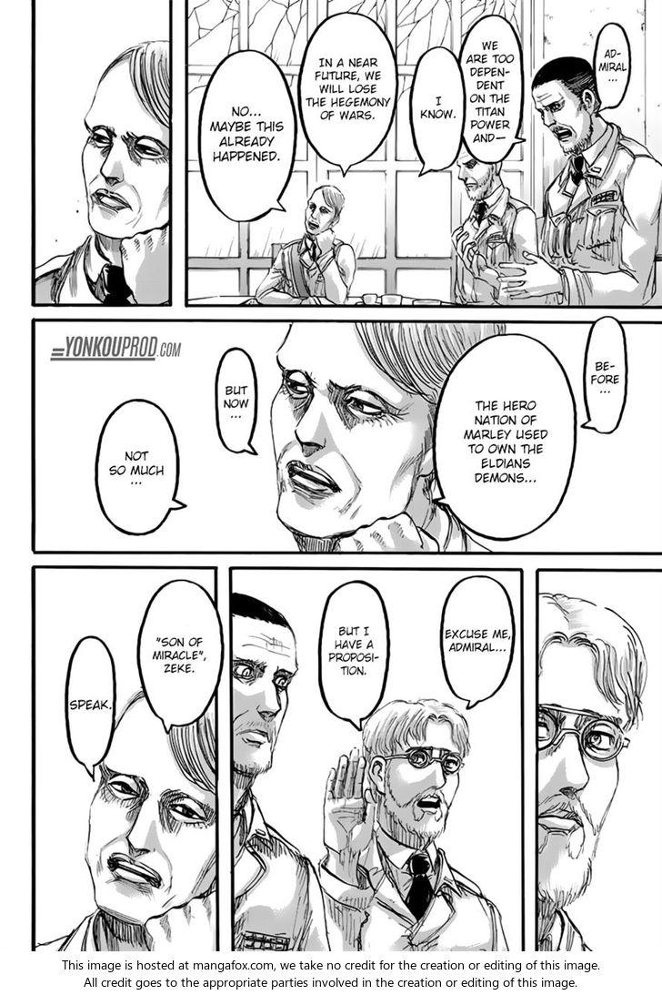 Attack On Titan, Chapter 93 - Attack On Titan Manga Online