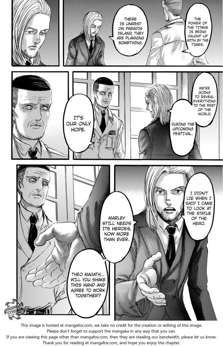 Attack On Titan, Chapter 97 - Attack On Titan Manga Online