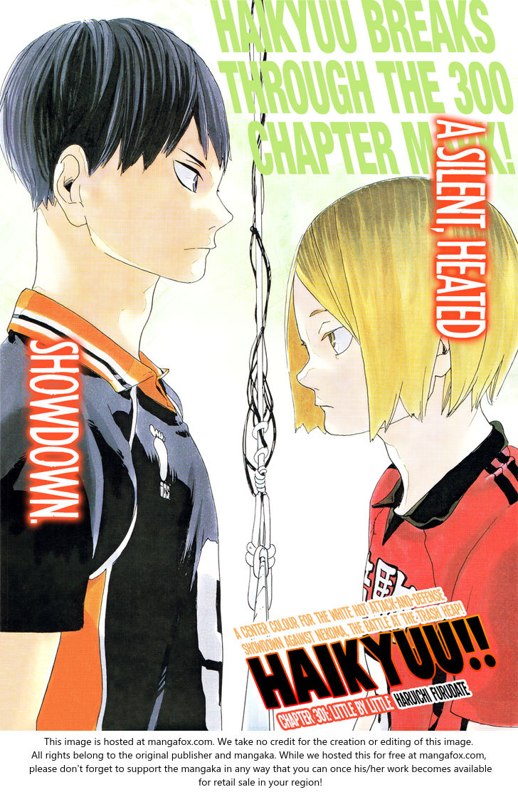 Haikyuu Manga Chapter 301 Haikyuu Manga Manga Online You can read the latest and hottest haikyuu!! haikyuu manga chapter 301 haikyuu